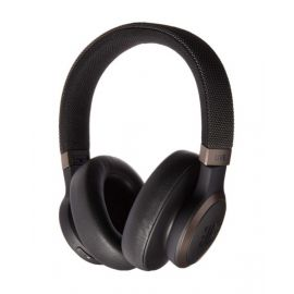 JBL Live 650BT Headphone, Black - JBLL650BTBLACK - JBLL650BTBLACK