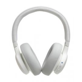 JBL Live 650BT Headphone, White - JBLL650BTWHITE - JBLL650BTWHITE