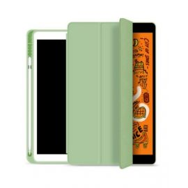 JCPal Joy-Color Ultrathin Clear Case with pencil holder - Green iPad Pro 11 - JCP5296