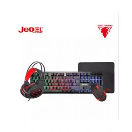 Jedel Gaming Combo Set 4 in 1 JDLCP01