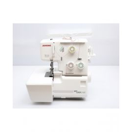 JanomeOVERLOCK MACHINE 1-NDL, 3-THREAD, BLT-IN-MTR JN-213D