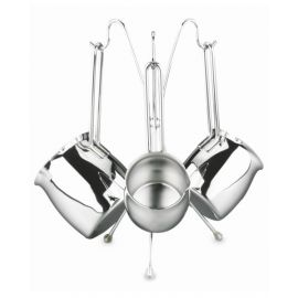 Korkmaz Tombik Coffee Pot Set A1217