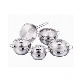 Korkmaz Tombik 9Pc Cookware Set  A1800