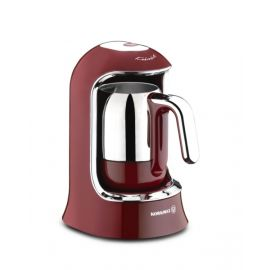 Korkmaz Coffee Maker Kahvekolik Red Kor86003
