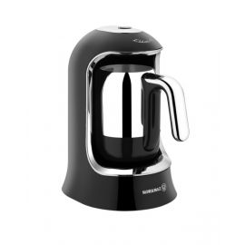Korkmaz Coffee Maker Kahvekolik Blk/Chrome Kor86007