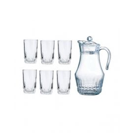 ARCOPAL DRINK SET LANCIER+VICTORIA 7 PCS SET L4985