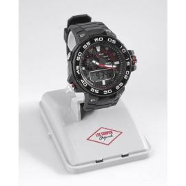 Lee Cooper Originals Digital Watch G. Rubber LCO402651