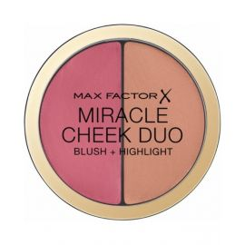 Max Factor Miracle Cheek Duo, 30 Dusky Pink & Copper
