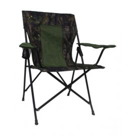 Camptrek Camo Mossy Chair - MOSSY