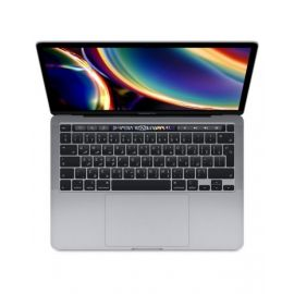MacBook Pro 13inch with Touch Bar and Touch ID 2020 Core i5 2GHz 16GB 512GB Shared Space Grey English Arabic Keyboard MWP42ABA