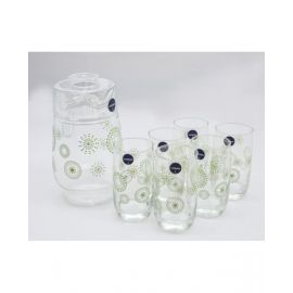 GREEN FLAKES 7P (VIGNE+TIVOLI) DRINK SET- N0799
