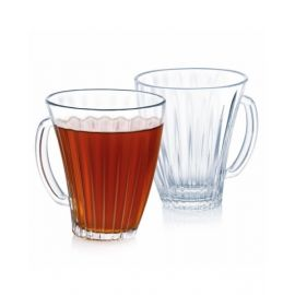 Luminarc Mug Claire 25Cl 6 Pcs Set- P3390