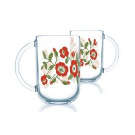 LUM. MUG MARJOLIANA 5+1 PC SET 32CL N9668