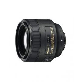 Nikon AF-S NIKKOR 85mm f/1.8G Lens For Nikon DSLR Camera, Black