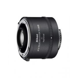 Nikon TC-20E III AF-S Teleconverter for Nikon DSLR Camera, Black