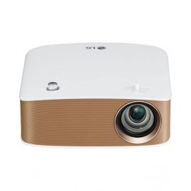 LG Electronics PH150G LED Projector with Bluetooth Sound, Screen Share and Built-in Battery