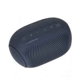 LG Bluetooth Speaker, Meridian Tech Sound, Sound Boost, IPX5 Water Resistant PL2