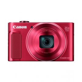 Canon PowerShot SX620 HS Digital Camera Red PSSX620RED
