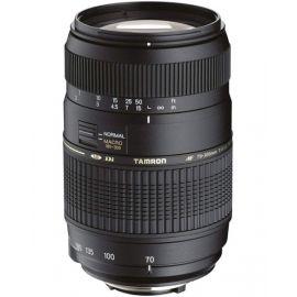 Tamron AF 70-300 mm F/4-5.6 Di LD Macro 1:2 Lens for Canon (A17NII) - TAMRONA17NII