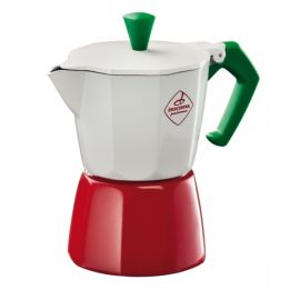 """Tescoma Coffee Maker, 3 Cup """"Paloma Tricolore"""" TES647033"""