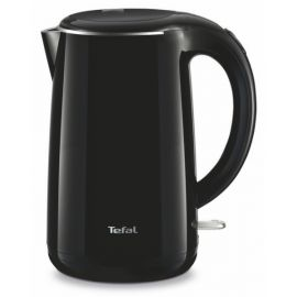 TEFAL KETTLE SAFE TEA 1.7L BLACK TFKO260865