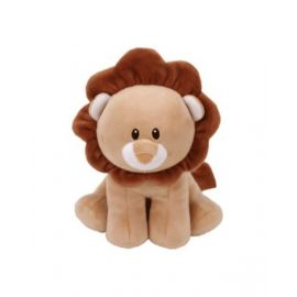 Baby Ty Lion Bouncer Brown Medium 10In Ty82012