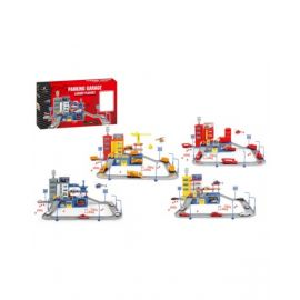 Powerjoy Vroom Garage W 3 Cars Ty92131
