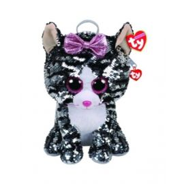 Ty Fashion Sequin Cat Kiki Backpack Ty95020