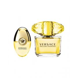 Versace Yellow Diamond 3 Pcs Gift Set for Women