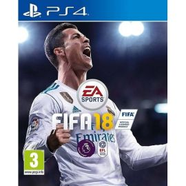 FIFA 18 for PS4  PAL  W4040000042477  W4040000042477