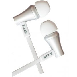 Xcell 3.5mm- stereo Headset XLEPS500WHI
