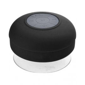 Xcell Bluetooh Shower Speaker , Built-in Mic ,Splash resistant ,15w PMPO XLSP100BLK