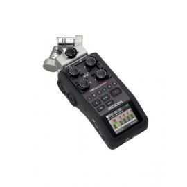 Zoom h6 Handy Recorder with Interchangeable Microphone System - ZOOMH6MIC